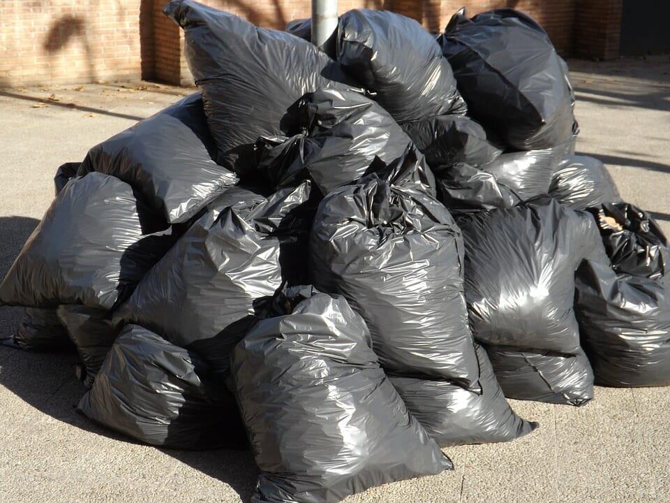 wywóz śmieci z gminy Imielno