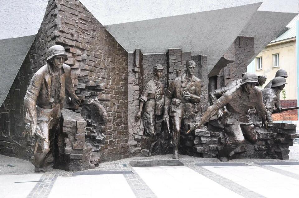 obchody powstania warszawskiego